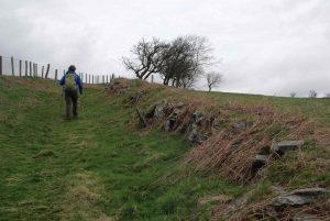 Clwydian Way hiking