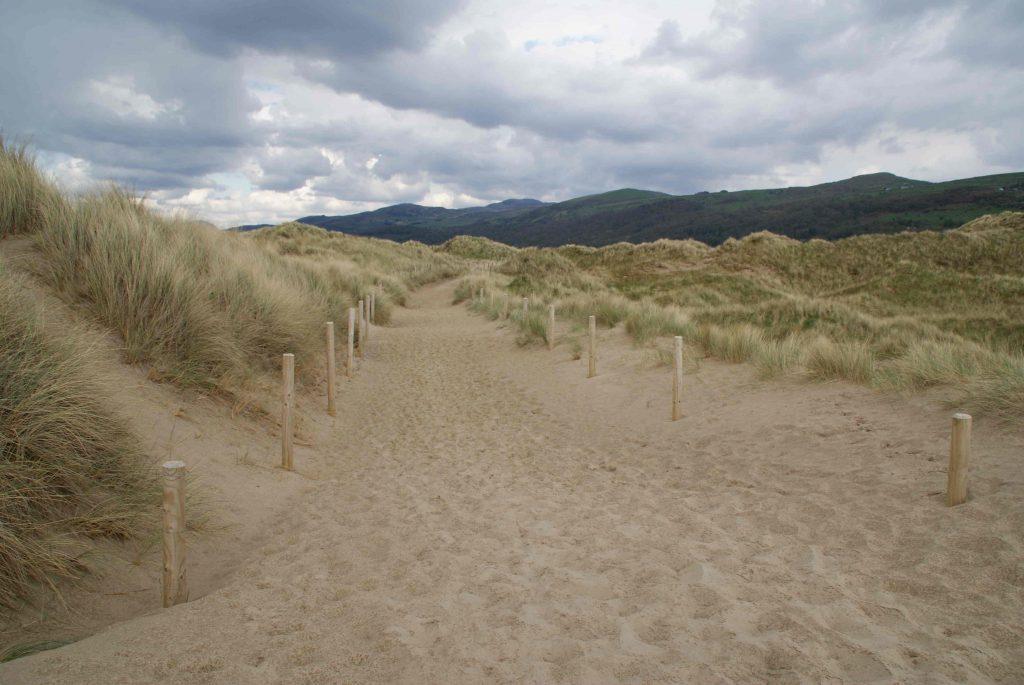 beach Harlech
