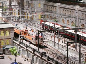 Yokohama model railway museum