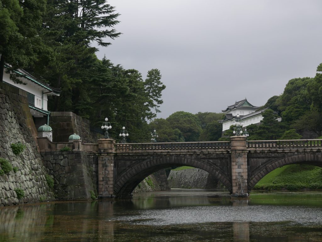 Keizerlijk paleis Tokyo