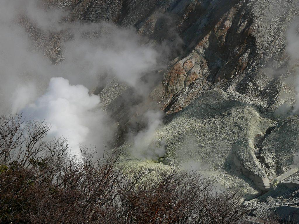 Vulcano Hakone