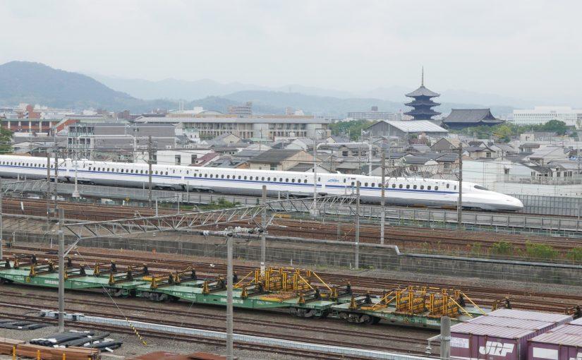 Shinkansen Kyoto