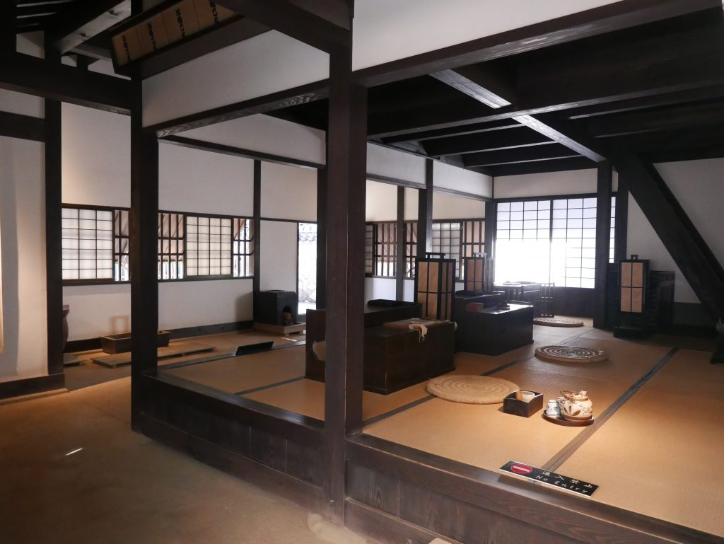 Japanese room Dejima