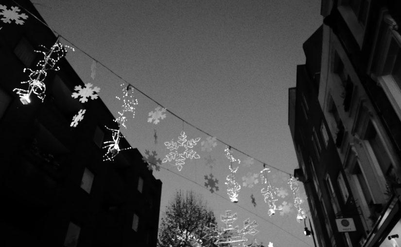 Christmas decoration London