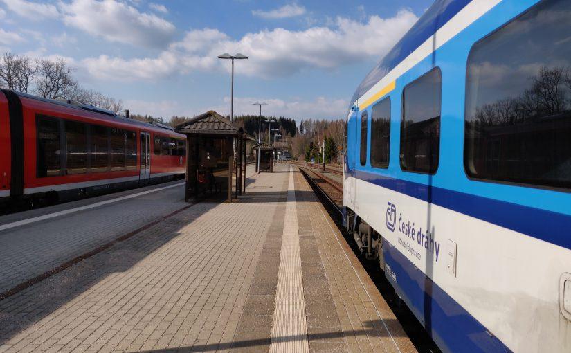 Deutsche Bahn Ceske Drahy