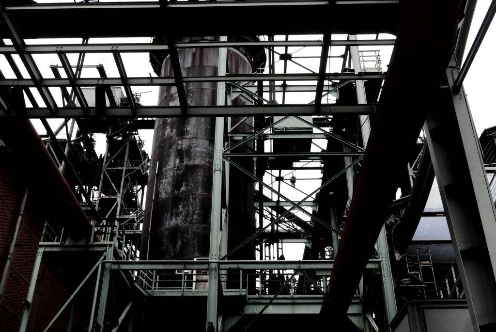 Industriekultur Landschaftspark Duisburg-Nord