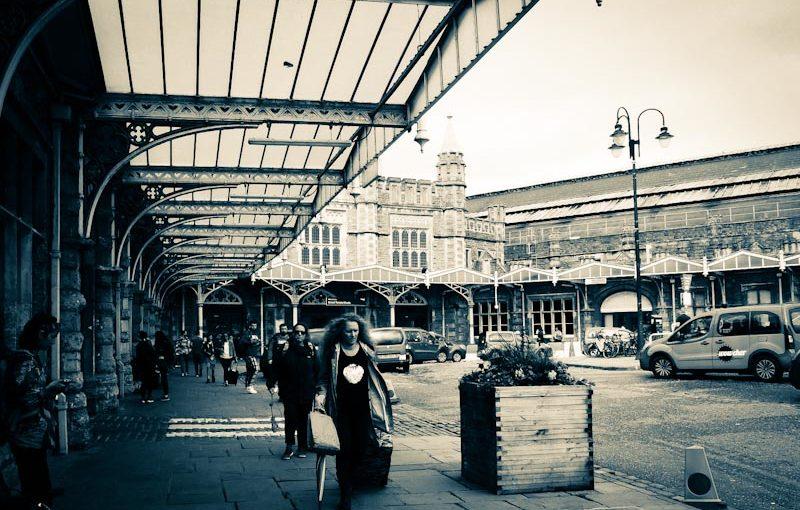 Bristol station