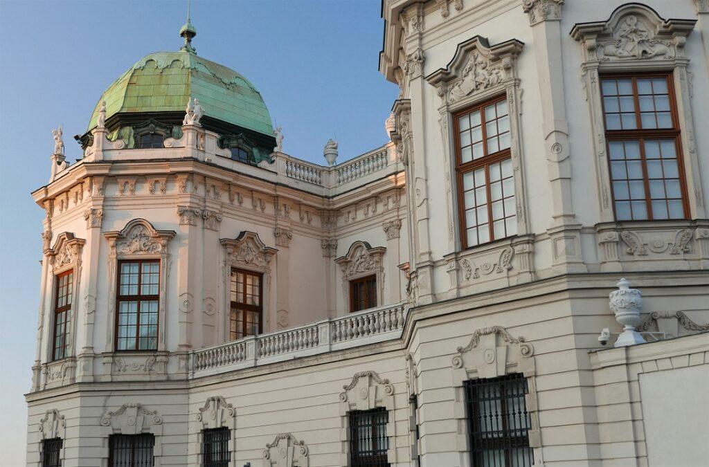 Wenen Slot Belvedere